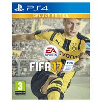 Sony PS4 FIFA 17 Deluxe Edition