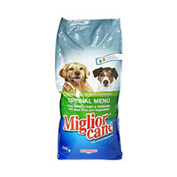 Miglior Cane Special Menu Croquette With Beef Rice And Vegetable 10KG