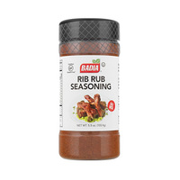 Badia Rib Rub Seasoning 155.9GR