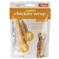 Les Filous Dog Snack Chicken Wrap 100g