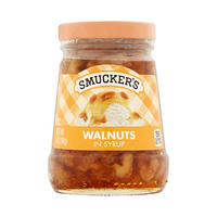 Smucker's Walnuts In Syrup 5OZ