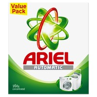 Ariel Automatic Laundry Powder Detergent Original Scent 260g
