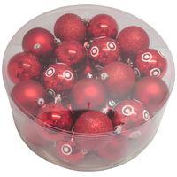 Balls Set 32 Pcs 6Cm Red