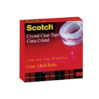 Nylon Clear Tape Scotch