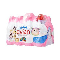 Evian Kids Mineral Water 33CL X12