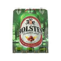 Holsten Cranberry flavor Malt Beverage 6 x 330 ml