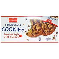 Eurocake Chocolate Chip Cookies 252g