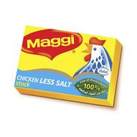 Maggi Chicken Less Salt Stock 20GR
