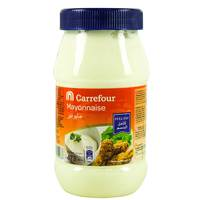 Carrefour Mayonnaise Full Fat Jar 473ml