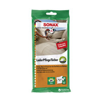 Sonax Wipes Leather Care 10 Sheets