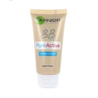 Garnier BB Pure Active 5-IN-1 Daily Moisturizer Anti-Imperfections Light