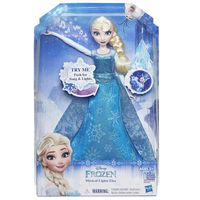 Disney Frozen Musical Lights Doll - Elsa