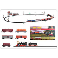 Train Set 31 Pcs
