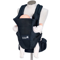 Safety 1st Uni-T Baby Carrier Full Black