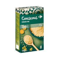 Carrefour Couscous Grain Fin 1KG