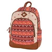 Ambar M&M 3 Zip Back Pack Tribal