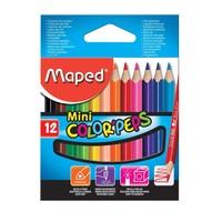 Maped Color Peps Pencils Mini X12