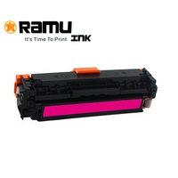 رامو خرطوشة حبر ليزرية متوافقة مع إتش بي CF403A لون أحمر أرجواني
