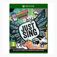 Microsoft Xbox One Just Sing