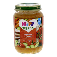 Hipp Organic Vegetable & Chicken Risotto 190g