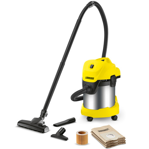 Karcher-Vacuum-Cleaner-Mv3/Wd3-Premium