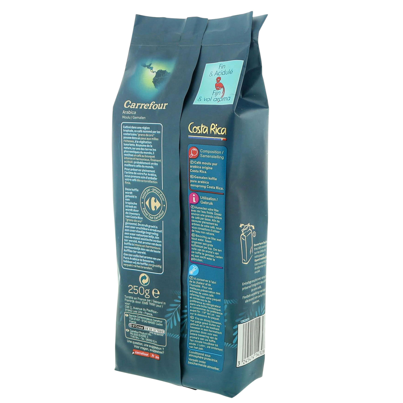 CRF COFFEE ARABICA COSTA RICA 250G