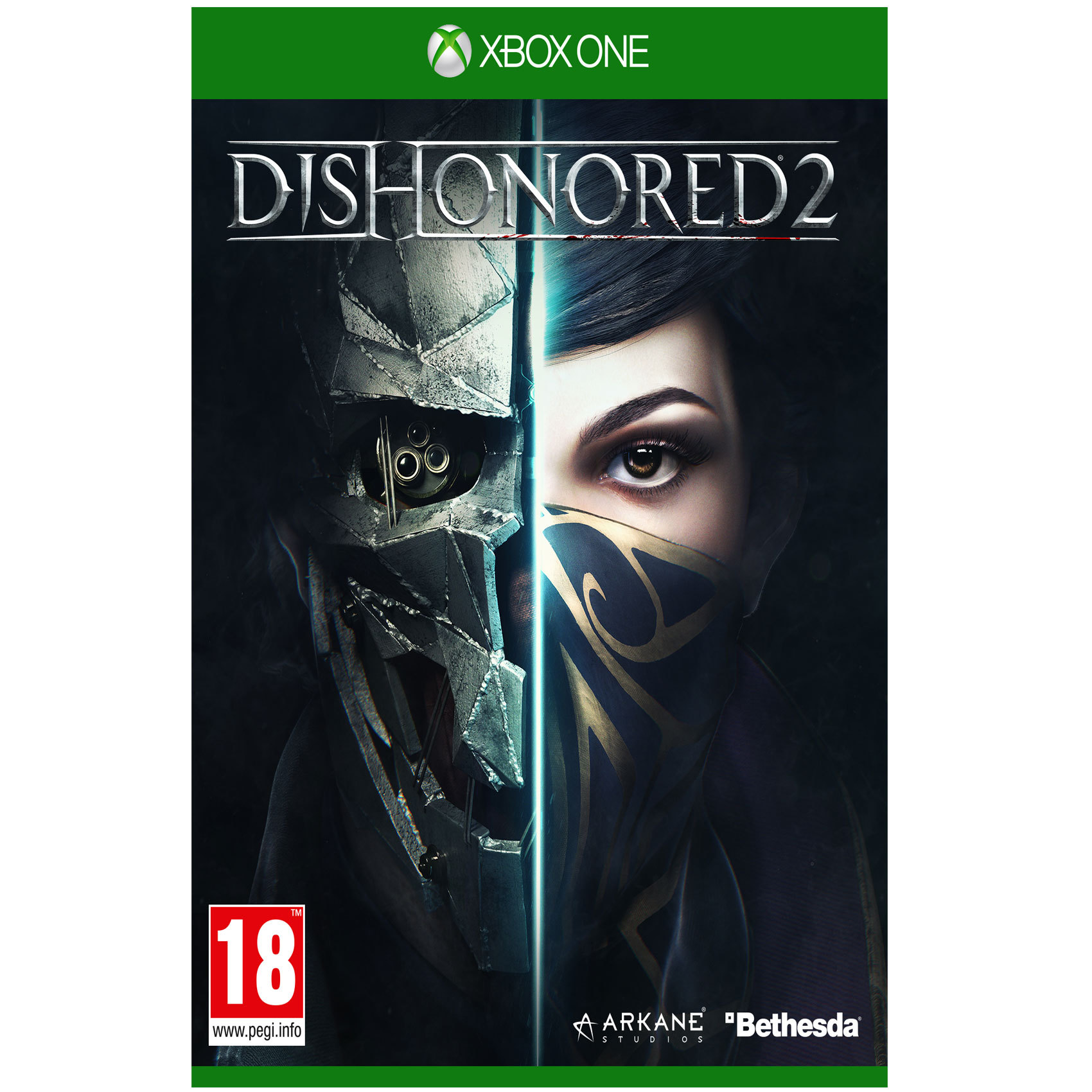 MICROSOFT XB1 DISHONORED 2