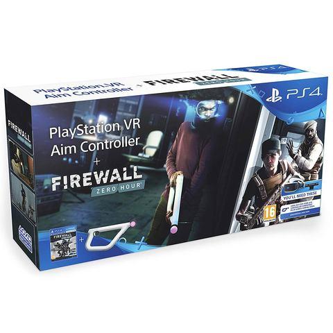Sony PS4 Firewall VR Aim Controller