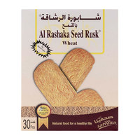Al Rashaka Seed Wheat Rusk 420g