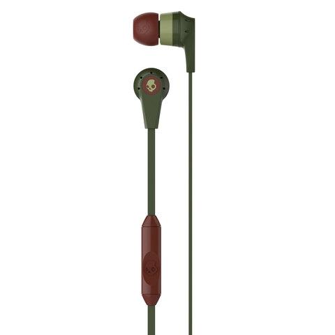 Skullcandy-Earphone-INK'D-2.0-Olive