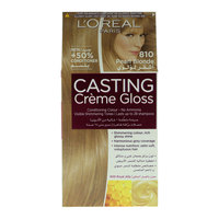 L'Oreal 810 Pearl Blonde Conditioning Colour