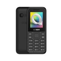 alcatel Mobile Phone 1066 Micro Dual Sim Card Black