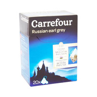 Carrefour Pyramid The Earl Grey 20 Tbags