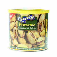 Crunchos Roasted & Salted Pistachio 200g