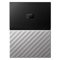 WD Hard Disk My Passport Ultra 1TB Grey Worldwide