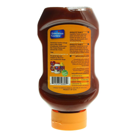 American-Garden-U.S-Ketchup-567g