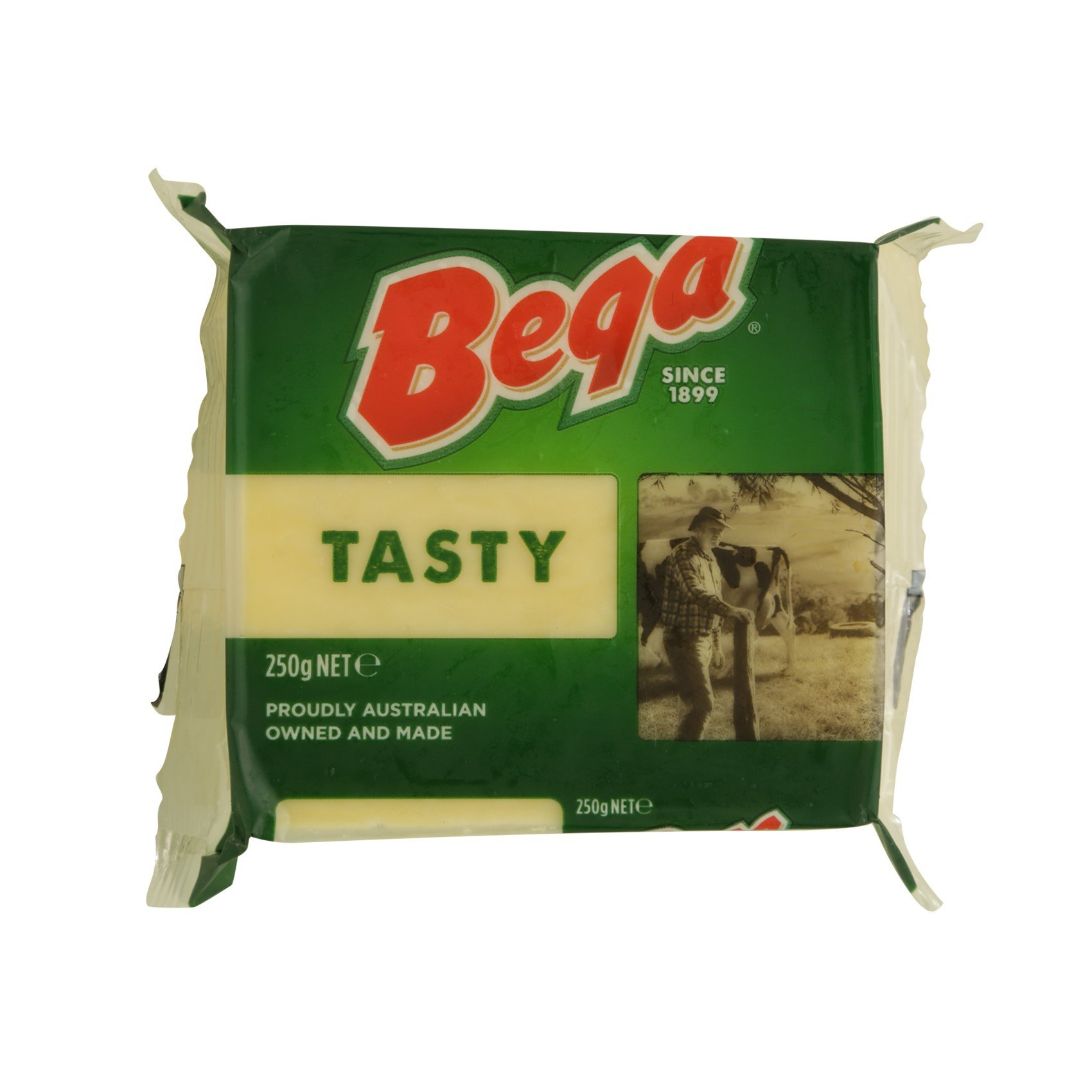BEGA CHEDDAR TASTY 250G