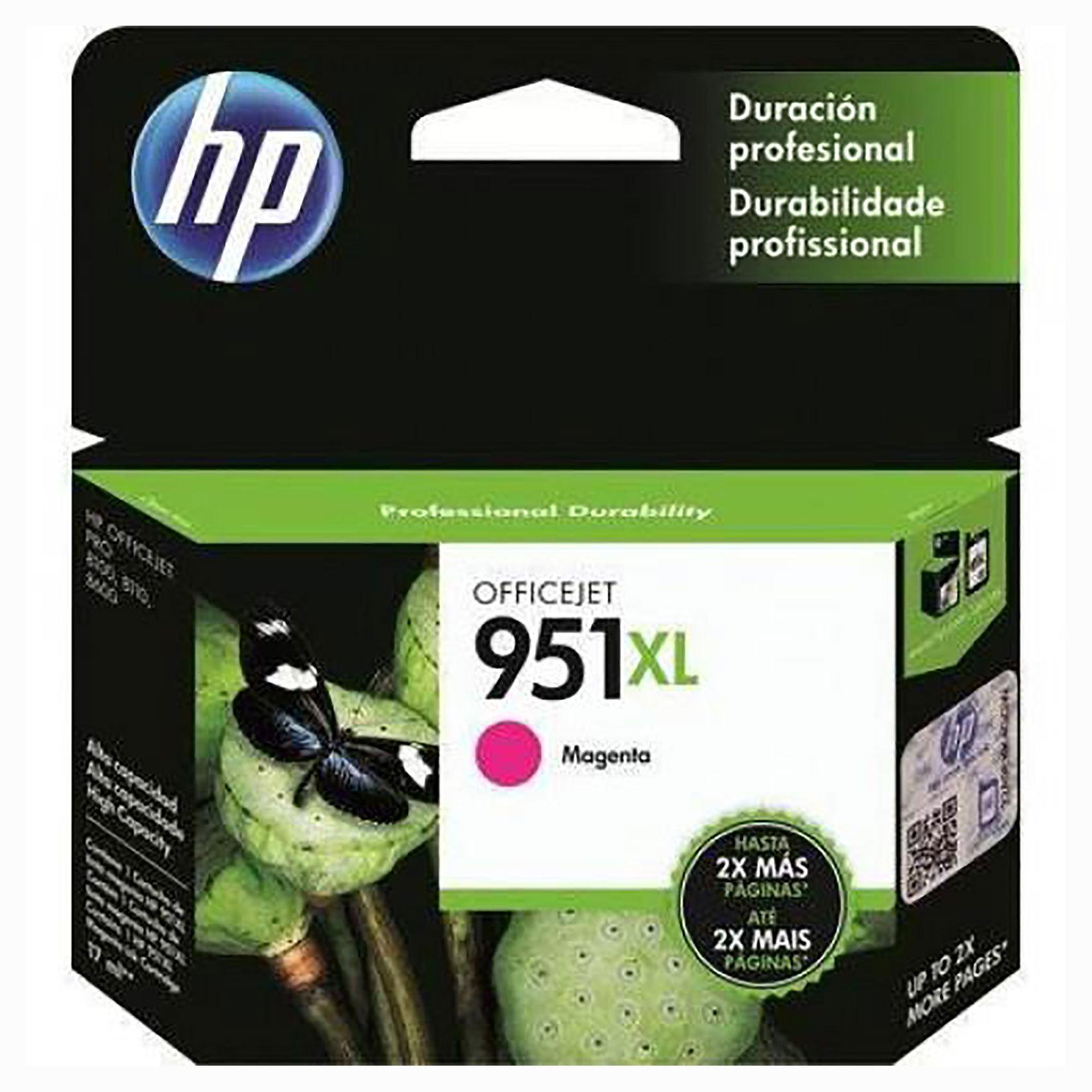 HP CART 951XL MAGENTA