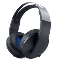 Sony PS4 Headset Wireless Platinum