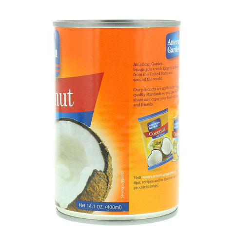 American-Garden-Coconut-Cream-400ml