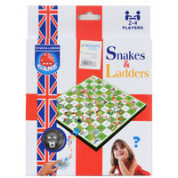 Bs Snake&Ladder Game Mini 28Cm