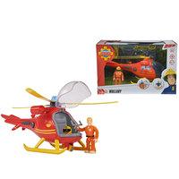 Simba -Sam Helicopter W Figurine