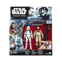 Star Wars Rogue One Movie 3.75 Inch Deluxe Figure 2 Pack