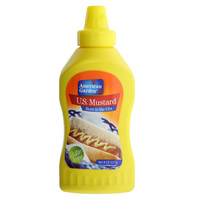 American Garden U.S Mustard 226g