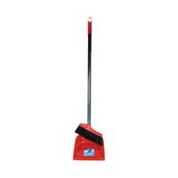 Vileda Dustpan Long Handle With Broom