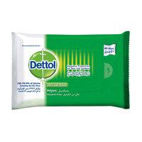 Dettol Original Anti-Bacterial Skin Wipes 40 Wipes
