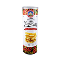 Uncle Saba's Poppadoms Chips Sweet Chilli 35GR