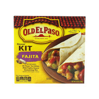 Old El Paso Dinner Kit Fajita 354g