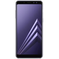 Samsung Galaxy A8 2018 Dual Sim 4G 64GB Orchid Gray
