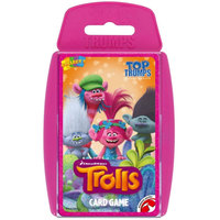 Top Trumps Card Game -Trolls